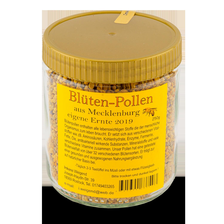 Blüten-Pollen aus Mecklenburg