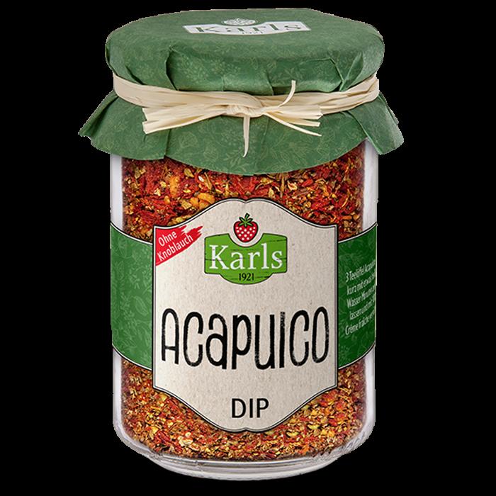 Acapulco-Dip OHNE KNOBLAUCH