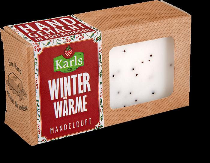 """Seife """"Winterwärme"""""""