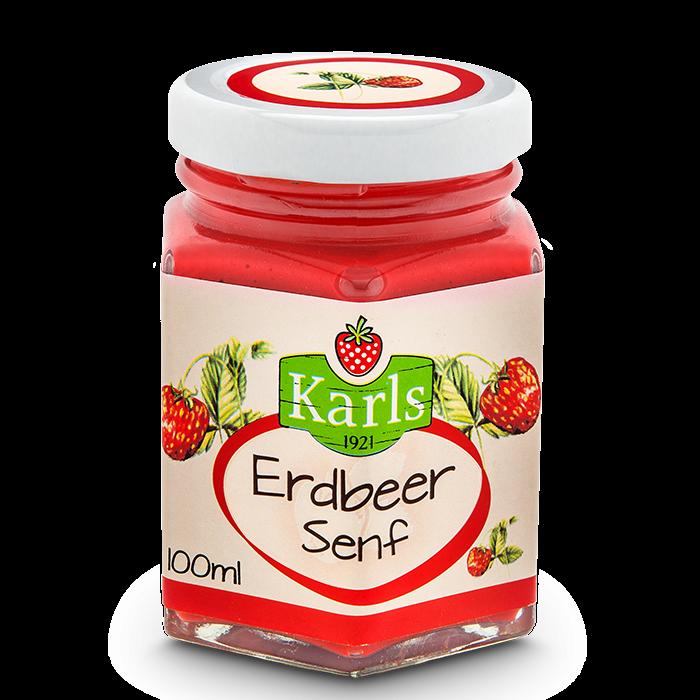 Erdbeer-Senf
