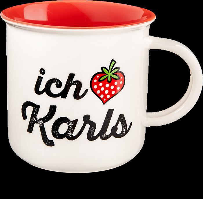 Karls Fan-Becher