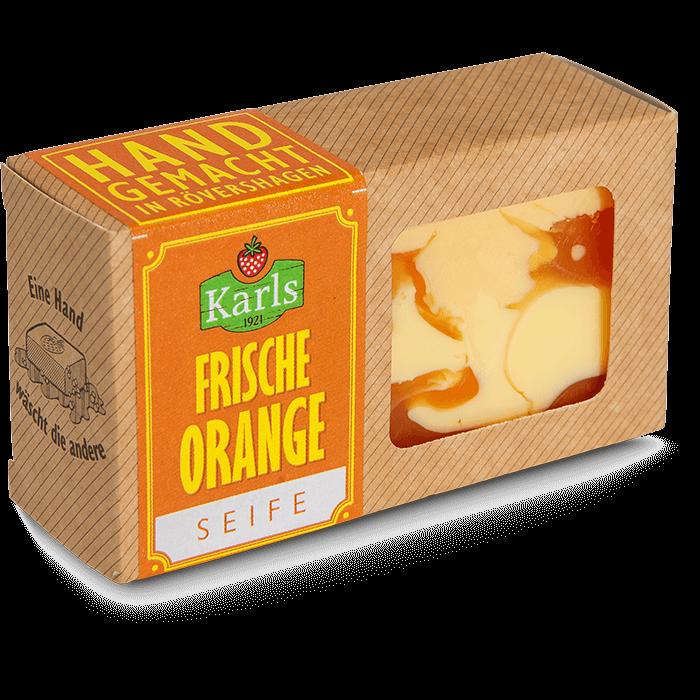 """Seife """"Frische Orange"""""""