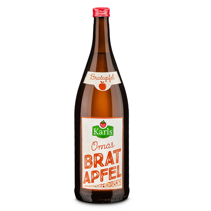 Omas Bratapfel-Glühwein