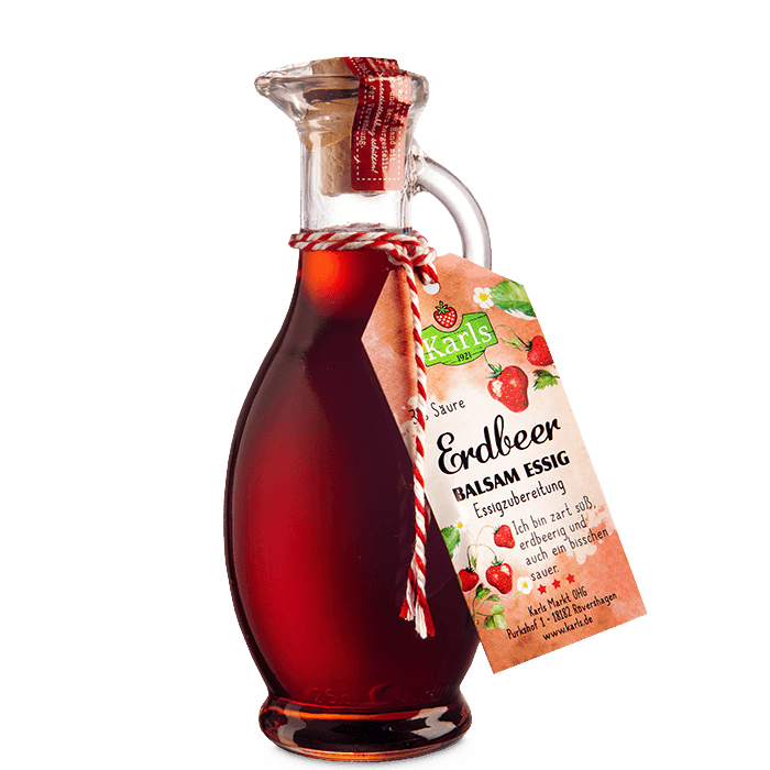 Erdbeer Balsam Essig