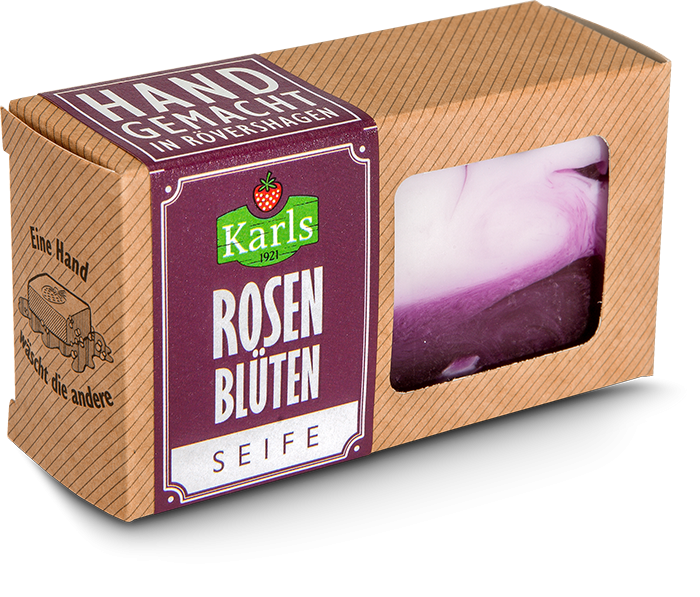 """Seife """"Rosenblüten"""""""