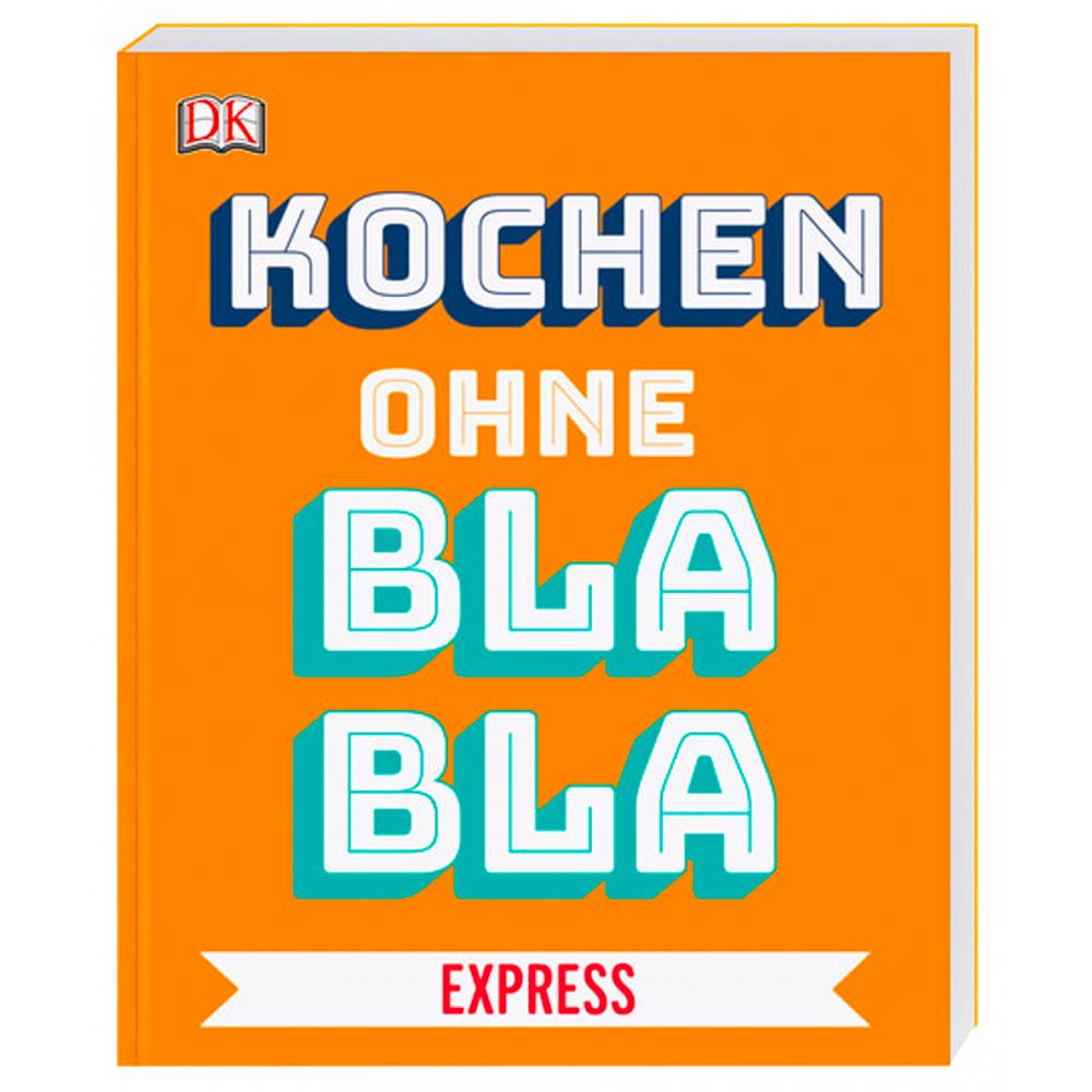 """""""Kochen ohne Blabla Express"""" Buch"""
