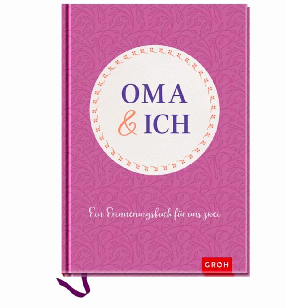 """""""Oma & ich"""" Buch"""