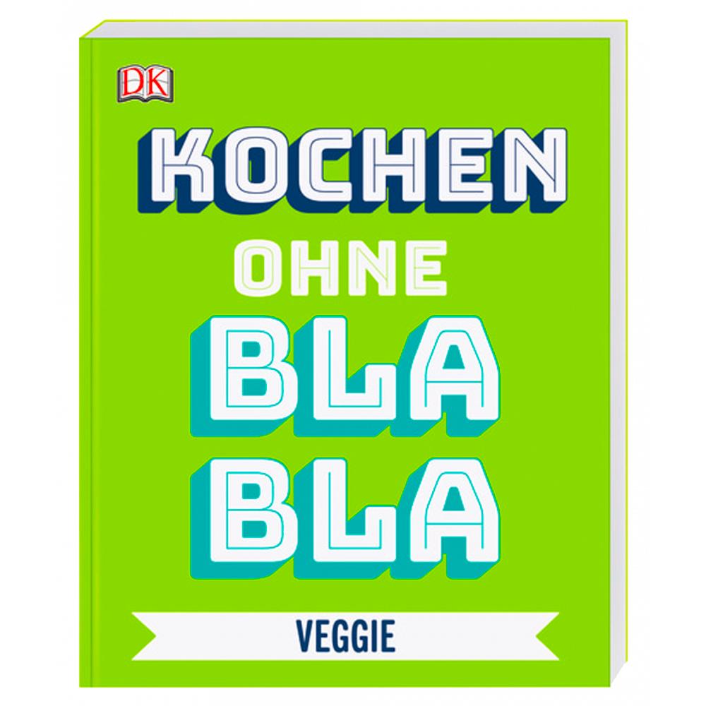"""""""Kochen ohne Blabla Veggie"""" Buch"""