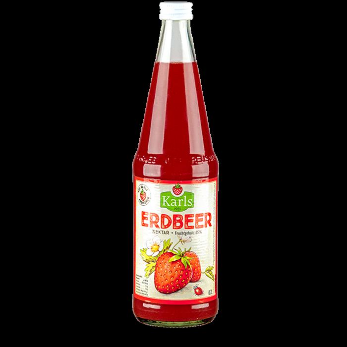 Erdbeer-Nektar 0,7l