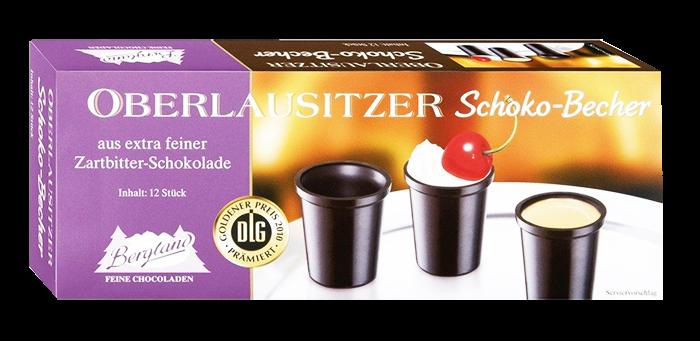 Oberlausitzer Schokobecher