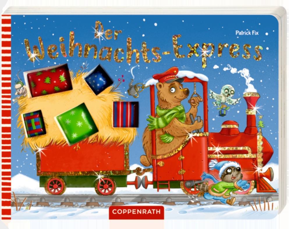 """""""Der Weihnachts-Express"""" - Buch"""