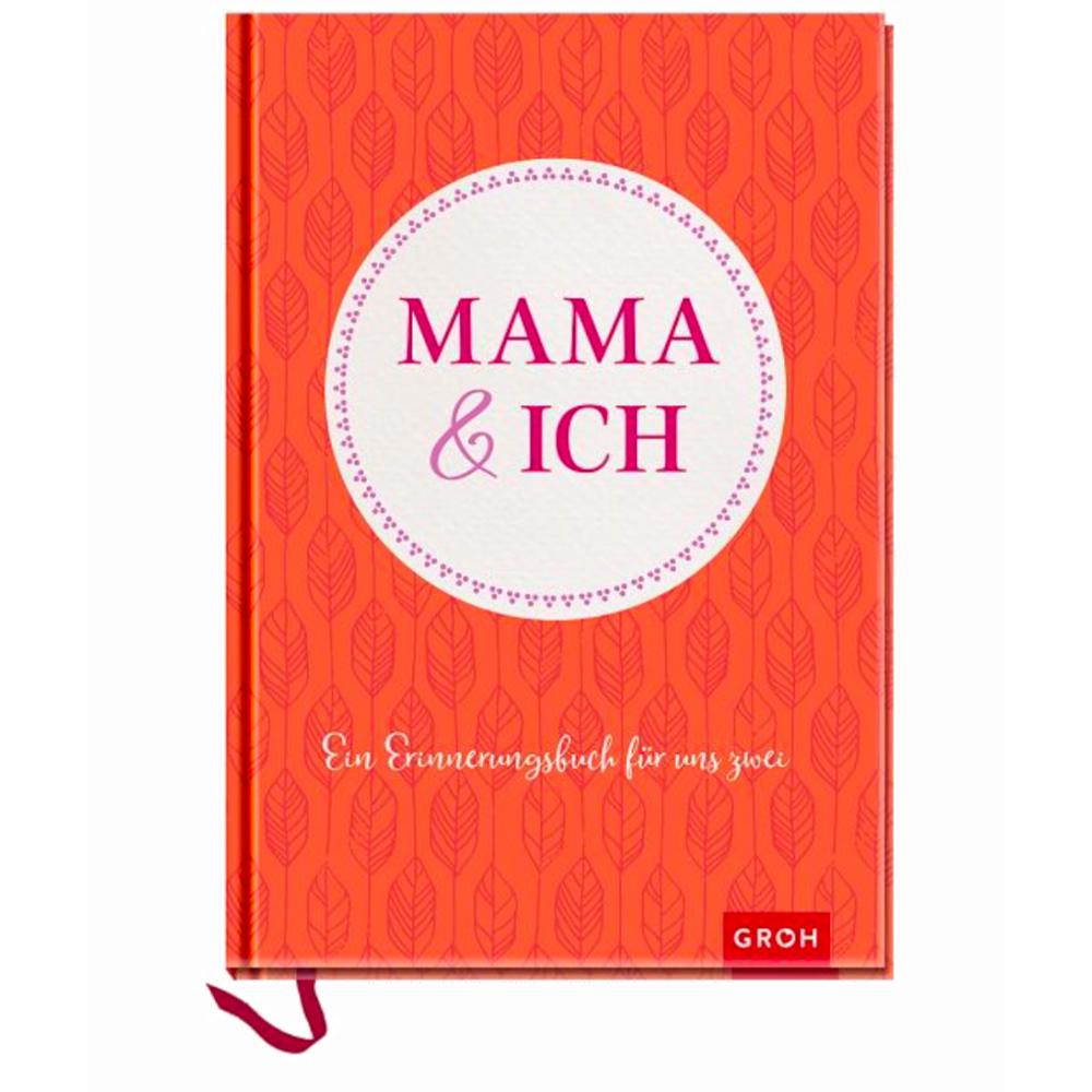 """""""Mama & ich"""" Buch"""