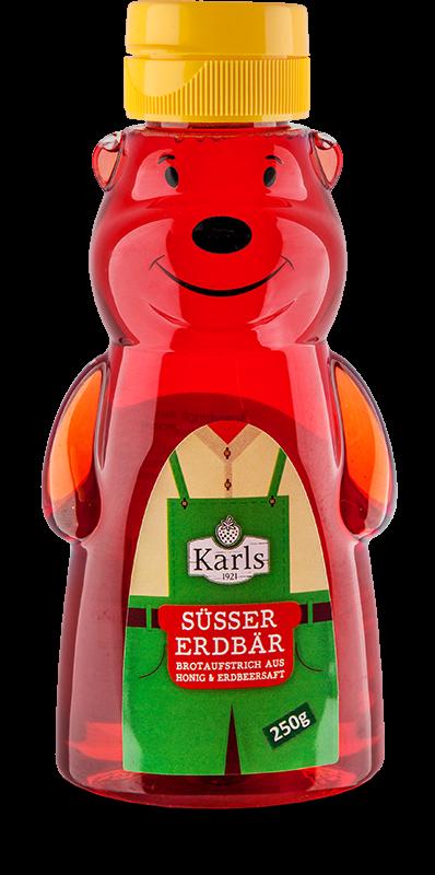 Süsser Honigbär