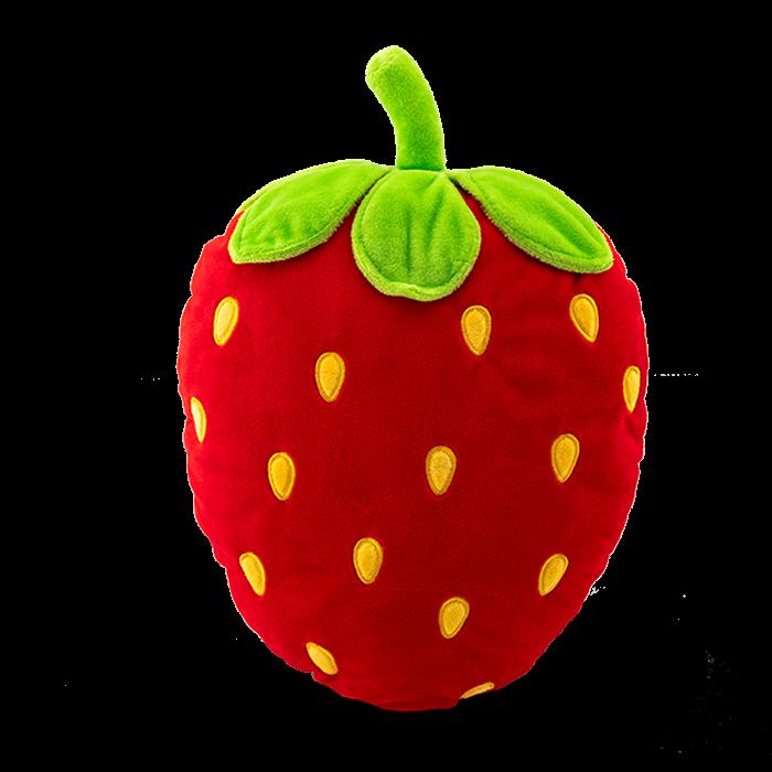 Erdbeer-Kissen