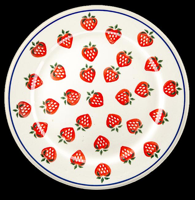 """Essteller """"Erdbeere"""""""
