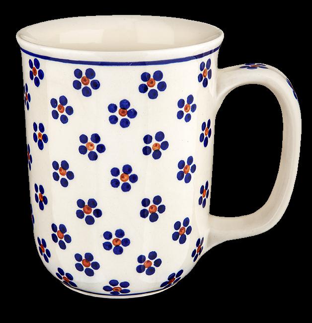 Kaffeebecher groß Margerite