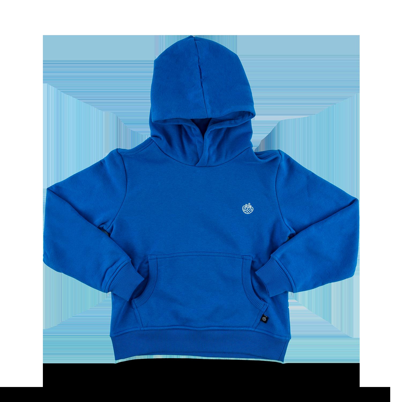 """Kids Hoodie """"Karls"""" royal blau Gr. 152/158"""