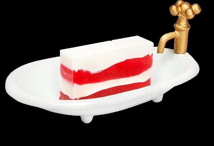 """Seife """"Erdbeer-Sahne"""""""