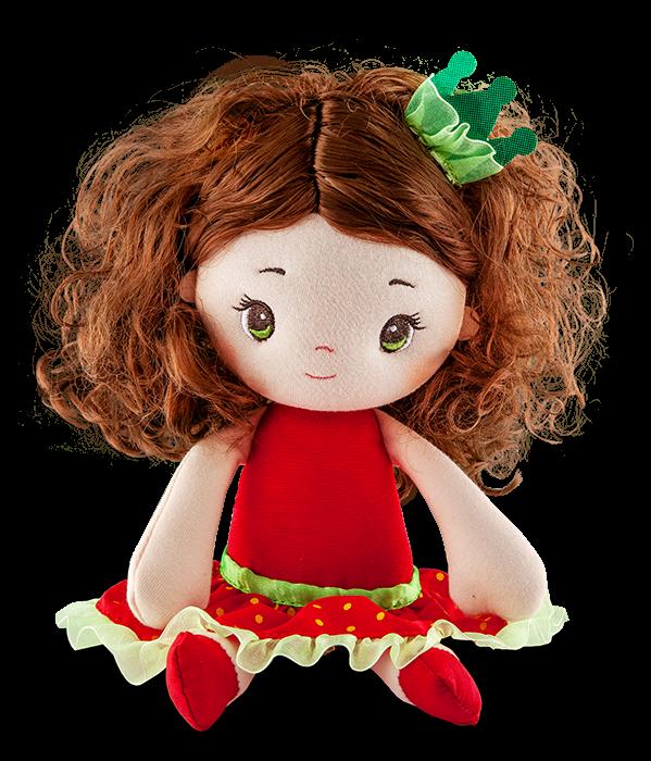 """Erdbeer-Prinzessin """"Dahlia"""""""