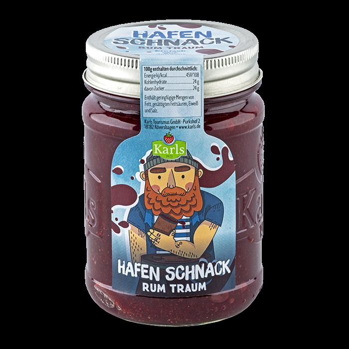 """""""Hafen-Schnack""""-Fruchtaufstrich"""