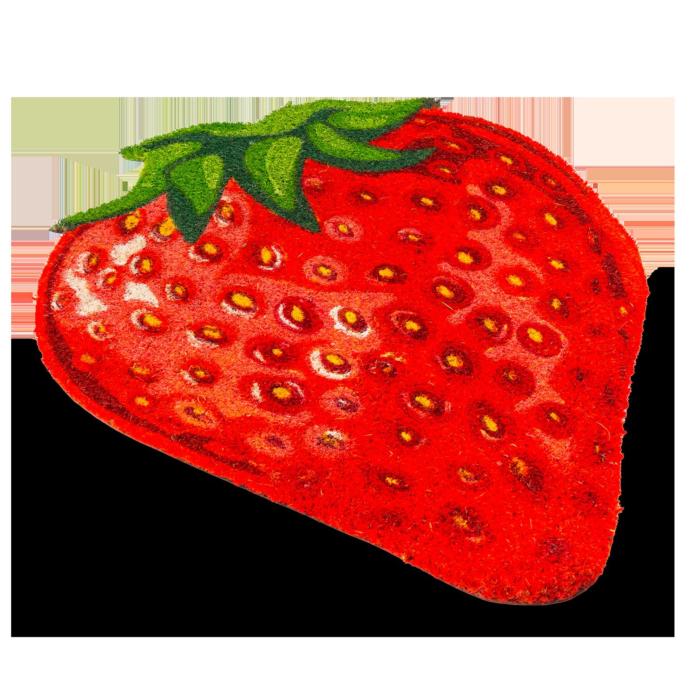 """Fussmatte """"Erdbeere"""""""
