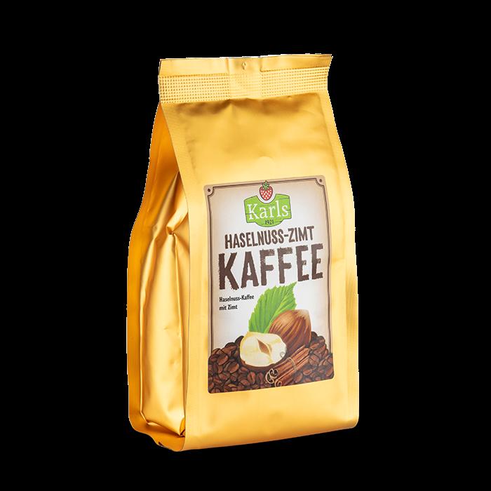 "Kaffee  ""Haselnuss-Zimt"""
