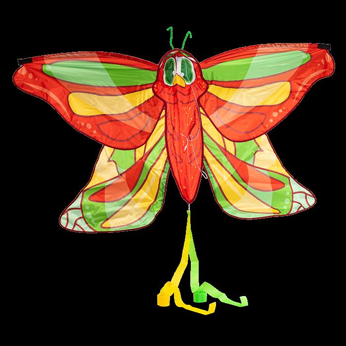 """3D-Drachen """"Schmetterling"""""""