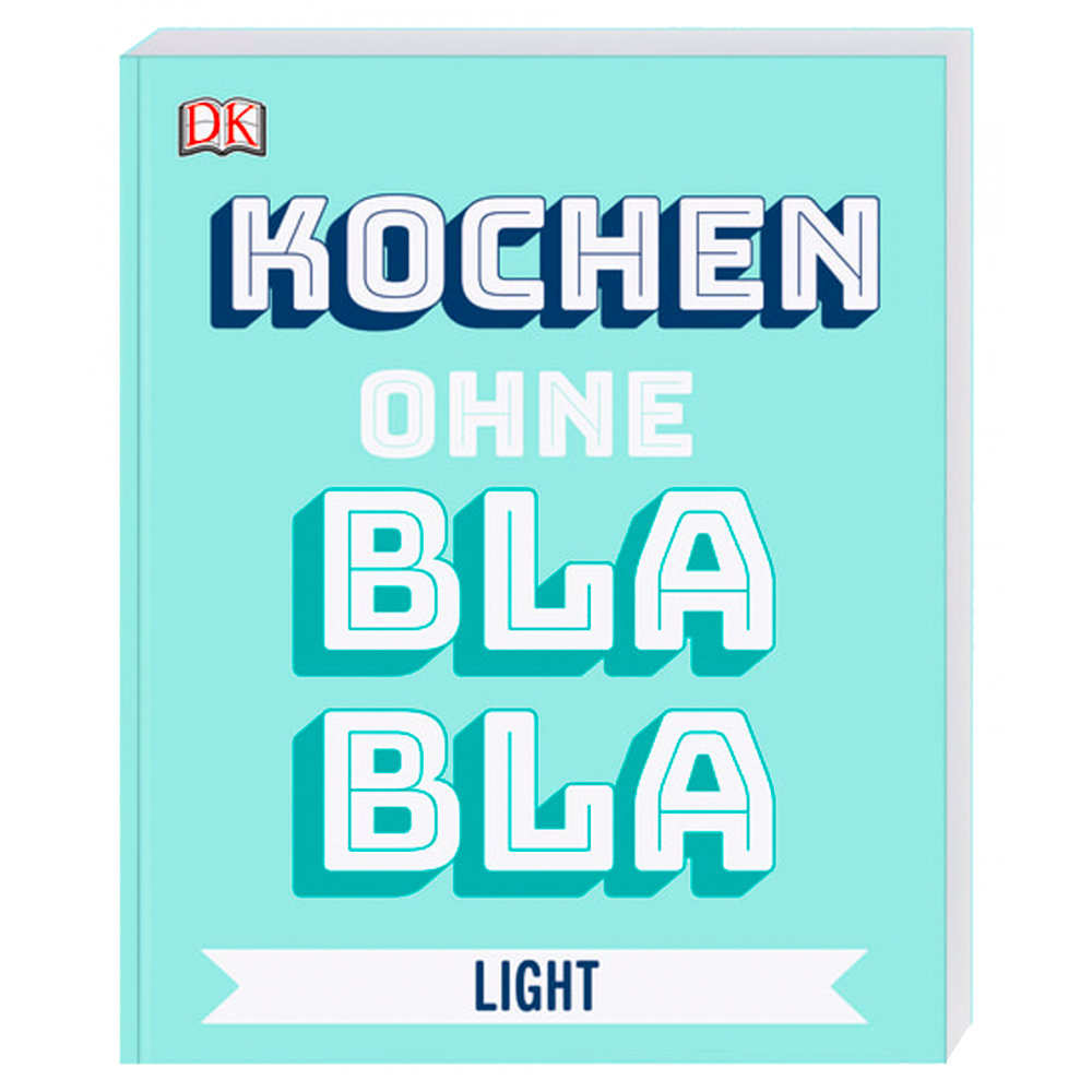 """""""Kochen ohne Blabla Light"""" Buch"""