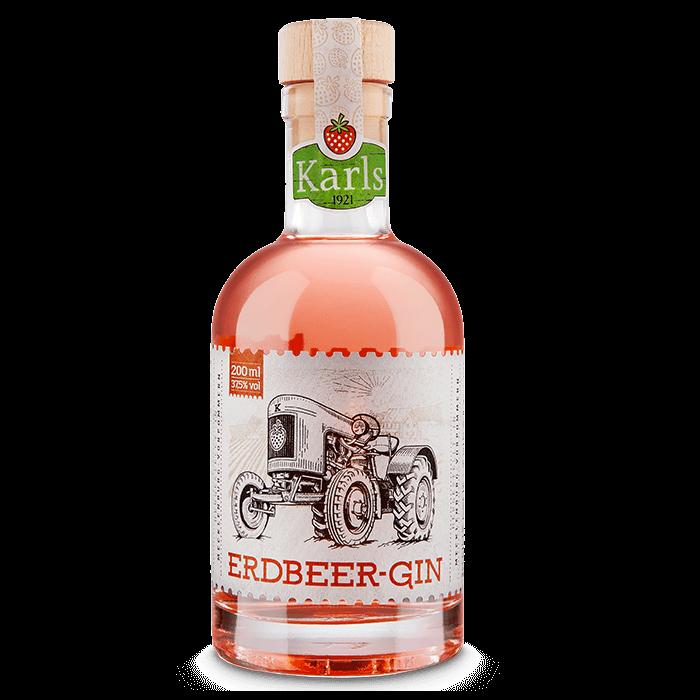 Erdbeer-Gin 200ml
